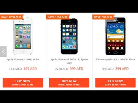 FAKE or TRUE ! Awok Iphone 6s Flash Sales TEST VIDEO