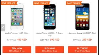 Awok Iphone 6s flash sale Test true or Fake Sale