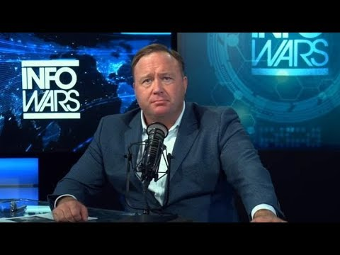 Alex Jones: The Globalísts Want To Kíll Me!