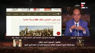سفير السعودية لدى القاهرة: الحريري ليس تحت الإقامة الجبرية (فيديو)