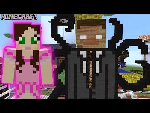 Minecraft: SLENDERBRINE GAME - FUN TIME PARK [5]