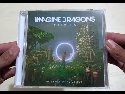 imagine dragons origins  Imagine Dragons - Origins ( Album Deluxe Edition ) - Unboxing CD en ...