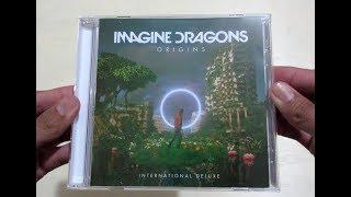 Baixar Imagine Dragons - Origins ( Album Deluxe Edition ) - Unboxing CD en Español