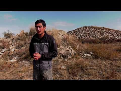 Элитные сакские курганы Восточного Казахстана