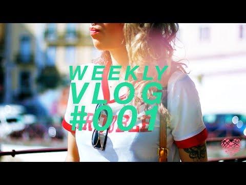 TATTOOS, HENDRICKS, SUMMER & FRIENDS - WEEKLY VLOG #001