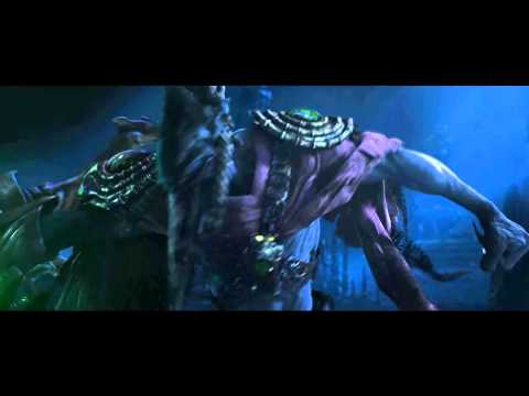 StarCraft II WoL - Cinematic 7 - The Prophecy