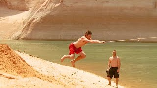 Travis Pastrana's Sand Yank   Tommy's Epic Fails