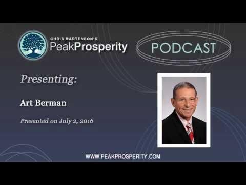 Art Berman: The Coming Moonshot In Oil Prices