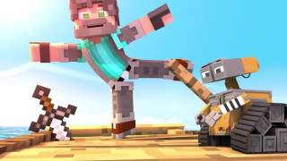Minecraft Мультик -Я ЗНАЙШОВ ВАЛЛІ!!!(Майнкрафт Анімація)