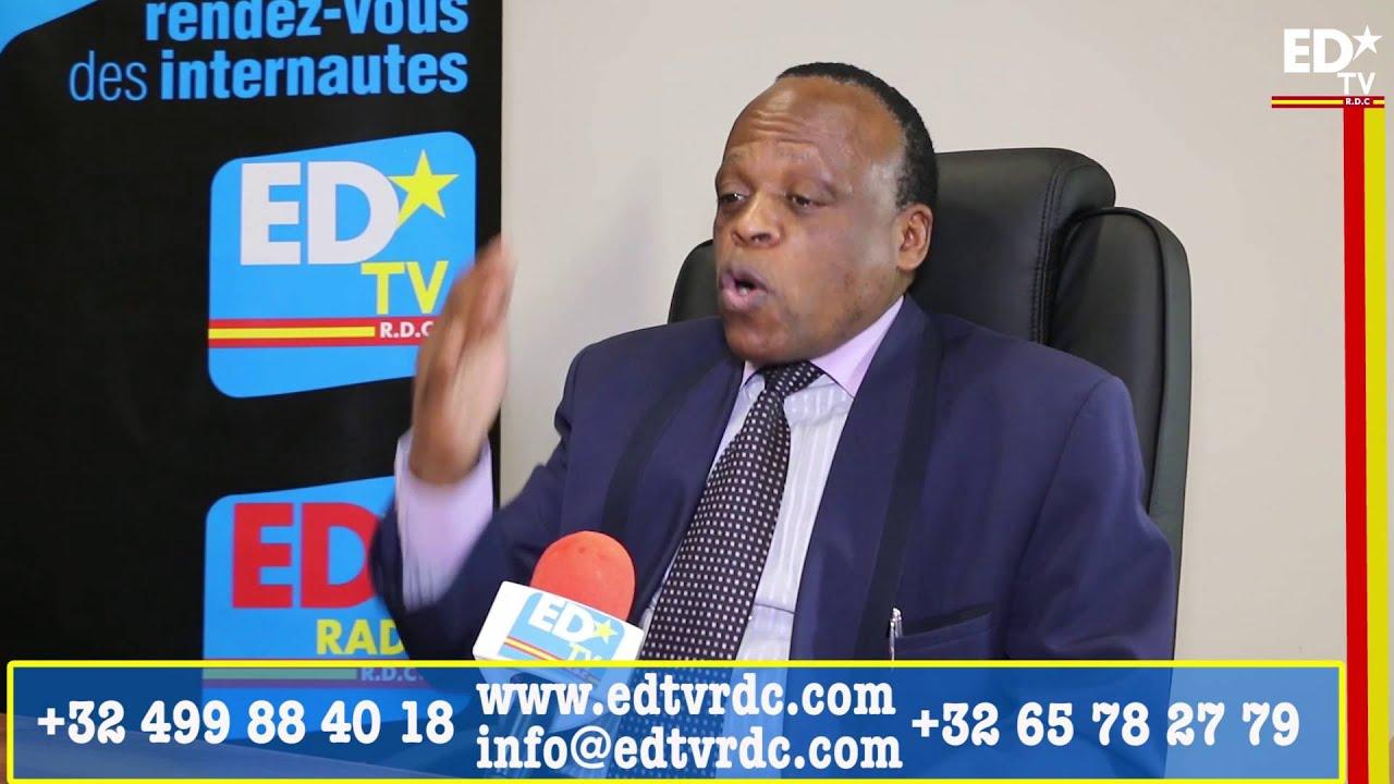 Dr. ANDRÉ KABANDA: L'UDPS N'EST PAS SIGNATAIRE DE LA CHARTE DU FRONT CITOYEN 2016.