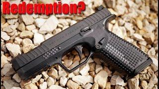 Archon Type B Pistol Round 2: Redemption?