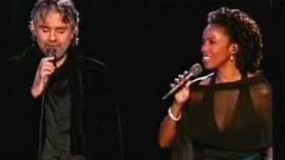 Andrea Bocelli & Heather Headley -