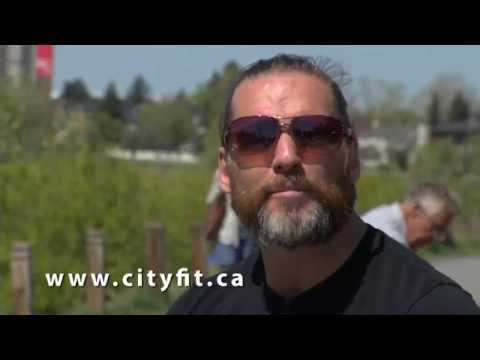WORKOUTSIDE Episode 3 - Calgary Outdoor Fitness Series