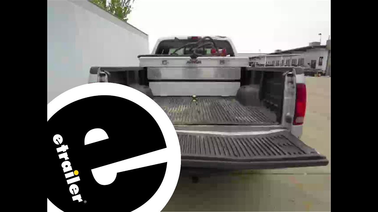 gooseneck trailer hitch installation 1999 ford f 250. Black Bedroom Furniture Sets. Home Design Ideas