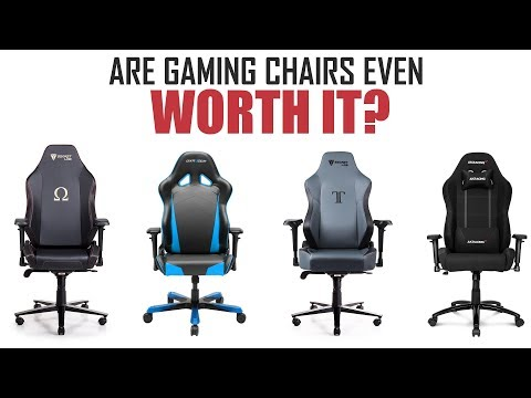 Are Gaming Chairs Worth It? 7 Things to Consider Before Buying A Gaming Chair