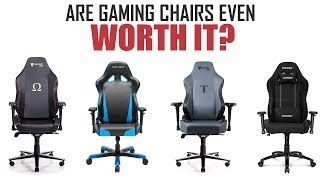 Are Gaming Chairs Worth It? 7 Things to Consider Before Buying A Gaming Chair thumbnail