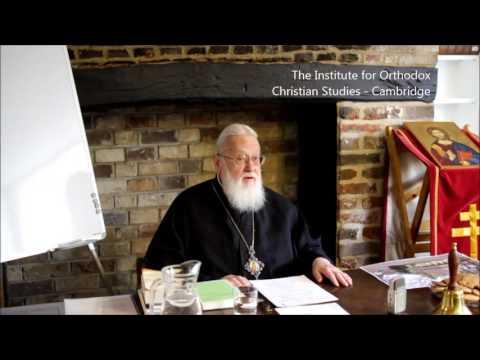 Metropolitan Kallistos - Not Ethnic but Global: Orthodoxy in the Western World'
