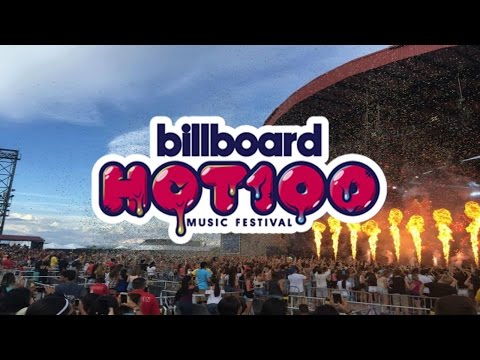 Billboard Hot 100 Music Festival | Aftermovie Edit
