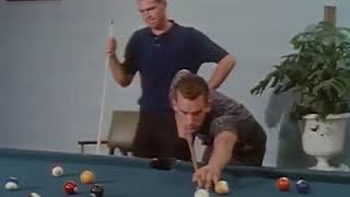 10 of Diamonds – Pool Halls Golden Opportunity 1963 Brunswick Corp with Willie Mosconi