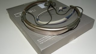 Unboxing: Samsung Level U Bluetooth Wireless In-ear Headphones with Microphone