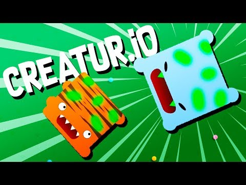 POISONING The SABER TOOTHED TIGER! - New Creatur.io Update - IO Game