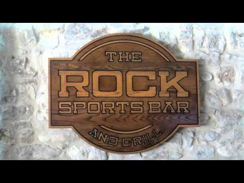 The Rock Sports Bar and Grill in Round Rock Tx