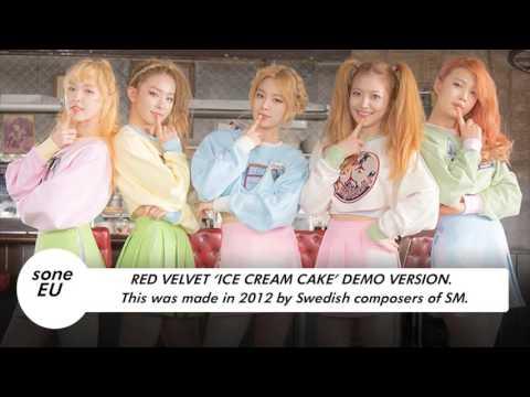 [DEMO] Red Velvet - ''Ice Cream Cake'' | DEMO VERSION.