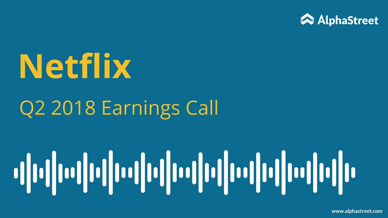 Netflix (NFLX) reports earnings, lowers forecast
