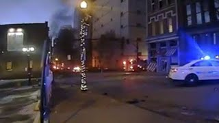 MUST SEE: Nashville Police Dept. Releases Body Cam of Christmas Explosion