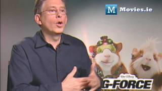 G-Force Sequel? We talk to director Hoyt Yeatman about the animal science used in G-Force