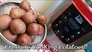 How to Cook Potatoes in a Pressure CookerPressure Cooker PrepQuick Cook PotatoesNoreen&#39s Kitchen