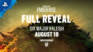 Rainbow Six Siege: Operation Ember Rise – New Operator Gadgets Teaser