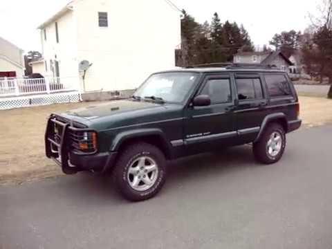 2000 Jeep Cherokee Sport 4X4 - YouTube