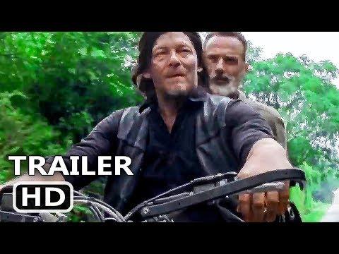 THE WALKING DEAD Season 9 Trailer # 2 (NEW 2018) TV Show HD