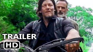 THE WALKING DEAD Season 9 Trailer # 2 (NEW 2018) TV Show HD