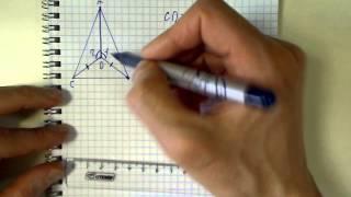 Геометрия, Атанасян, задача 111