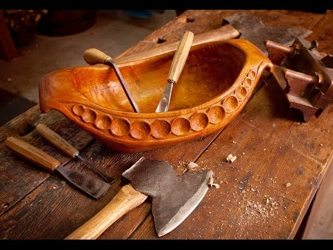 How To Carve A Wooden Bowl | Chop With Chris