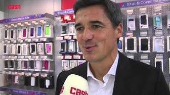 Martin Lehmann, CEO Mobilezone