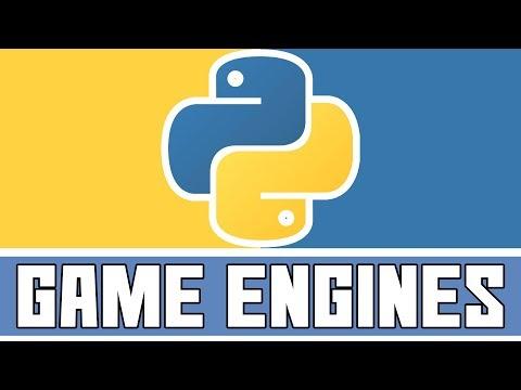 Python Game Engines