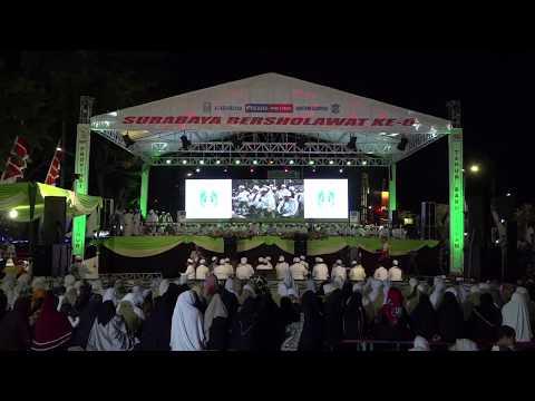 SURABAYA BERSHOLAWAT 6 2018 - 1 MUHARRAM 1440 H