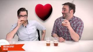 À GO ON GOÛTE: des bières bizarres!