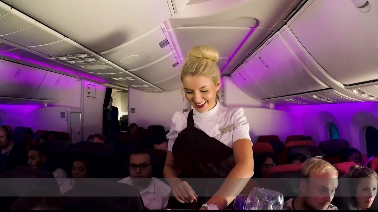 Cabin Crew Jobs at Virgin Atlantic | Virgin Atlantic Careers