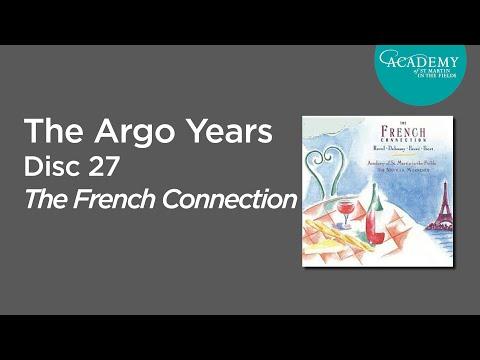 Academy of St Martin in the Fields - Neville Marriner interviews, Decca disc 27