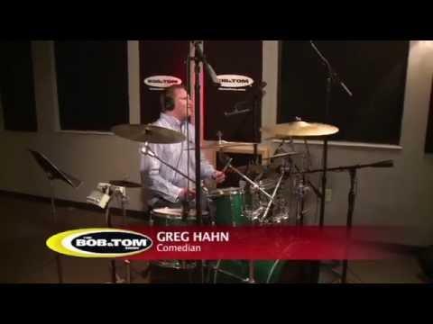 Greg Hahn Seduces Women with Drums