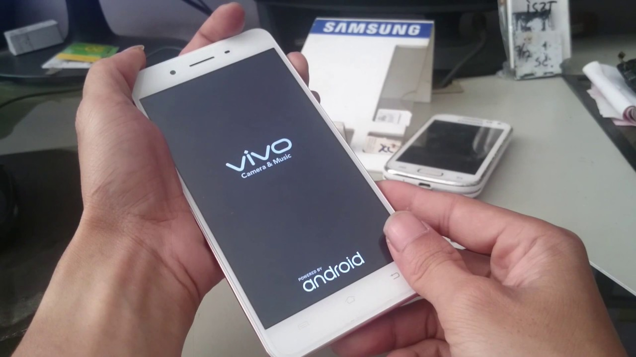Vivo Y55 Hard Reset Youtube
