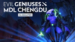 EG Dota Highlights - MDL Chengdu Major Qualifiers - Presented by FVBet.com