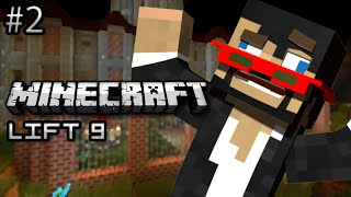 Minecraft: THE BEST GAMESHOW EVER - Lift 9 Part 2