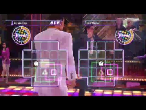 Yakuza Zero minigames ~Sam & Kat