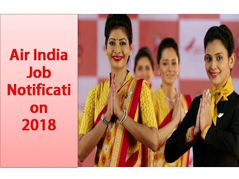 Ground Staff interview in Air India | Job Notification 2018 | By Aviation Dreamer