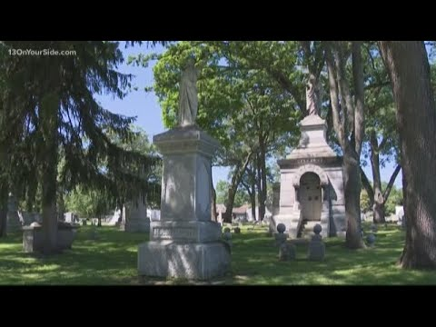 Muskegon Looking To Replace Gates Of Charles Hackley Mausoleum